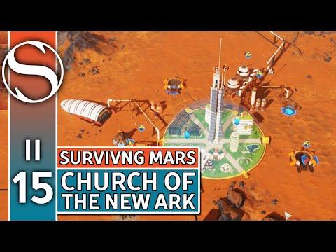 #15 Electronics Emergency - Surviving Mars - Surviving Mars Gameplay
