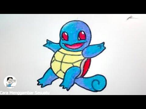 Cara Menggambar Pokemon Squirtle Video Download Mp4 3gp Flv Yiflixcom
