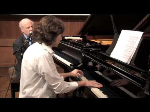 Masterclass with Arie Vardi (Netanel Grinshtein, piano)
