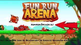 Fun Run Arena Hack - How To Get Unlimited Resources