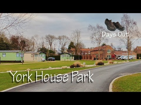 York House Park Thirsk