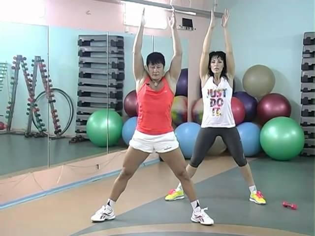 видео гимнастика анна куркурина правильно