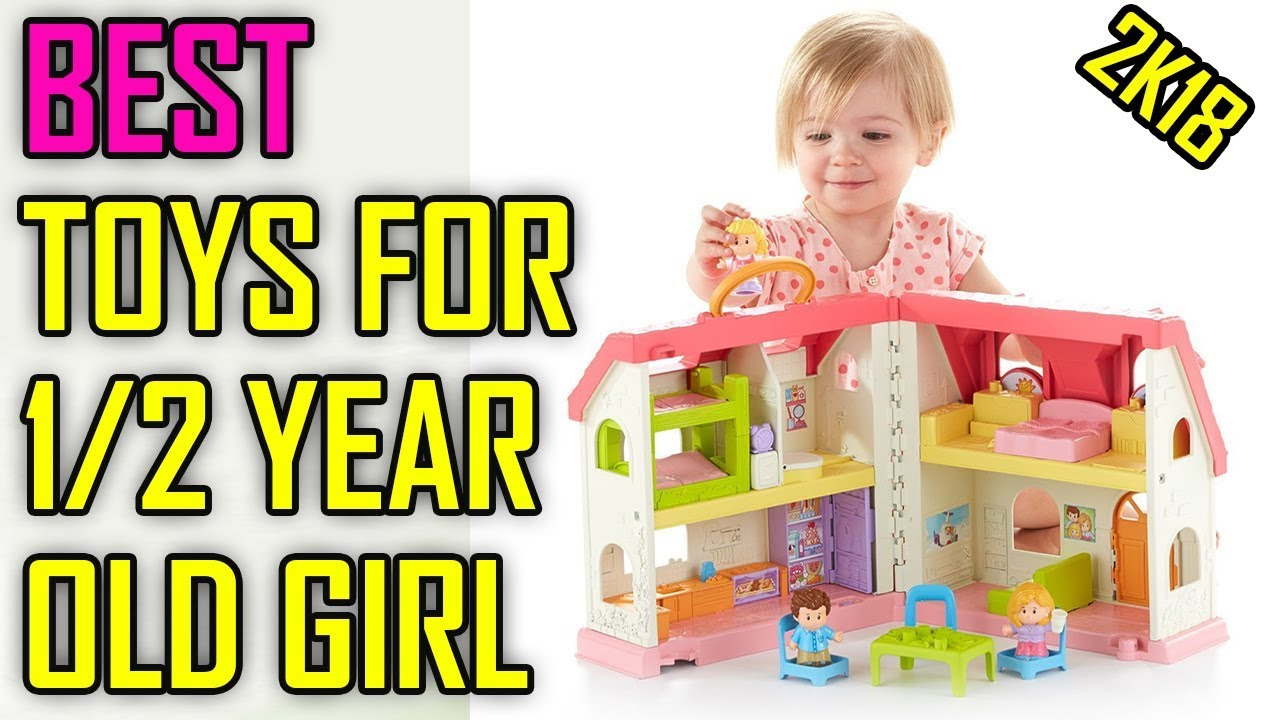 The Best Toys For 1/2 Year Old Girl In 2019 - YouTube