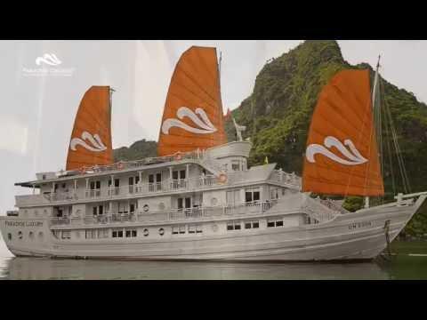 Paradise Luxury Cruise - Halong Bay Cruises - Hanoi Discovery Website