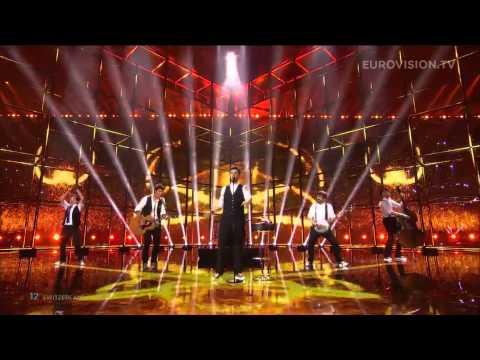 Sebalter - Hunter Of Stars (Switzerland) 2014 LIVE Eurovision Second Semi-Final