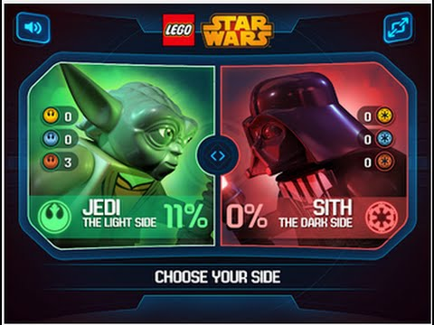 LEGO Star Wars Yoda II Sith The Dark Side  Android İos Free Game GAMEPLAY VİDEO