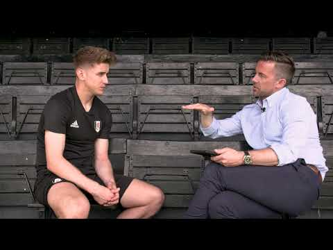 David Prutton meets Fulham's Tom Cairney | Championship Play-Off Final Preview