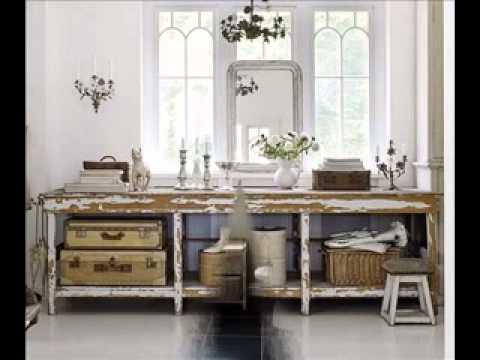 Shabby Chic Bathroom Decor Ideas   YouTube