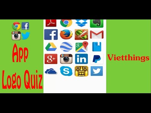App Logo Quiz  ANSWERS 1 - 200