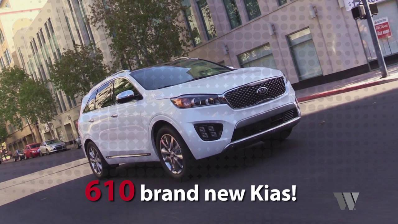Awesome Jeff Wyler Eastgate Kia October 2016 Specials