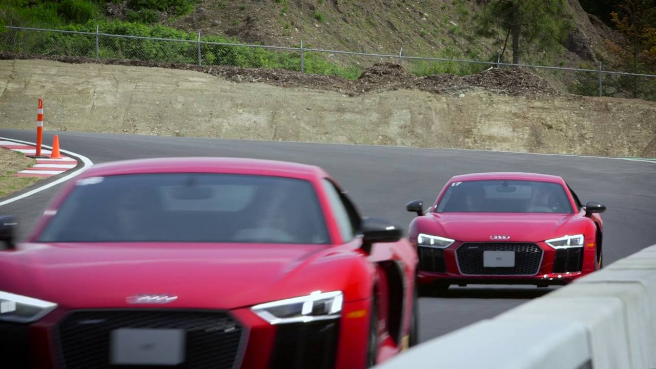 Audi R8 Launch Event | Audi Canada