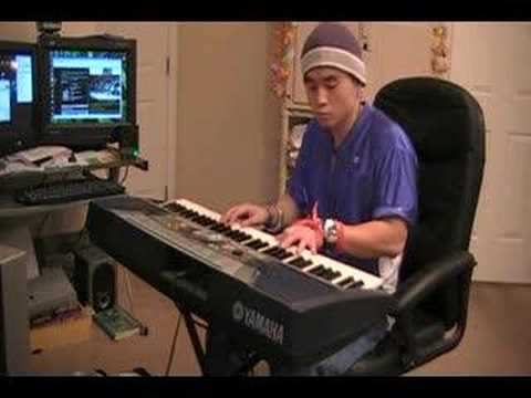 piano playing yamaha psr 280 youtube. Black Bedroom Furniture Sets. Home Design Ideas