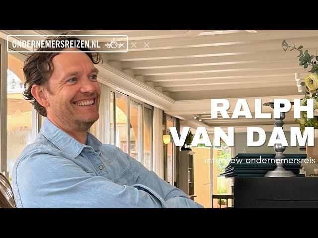 Interview met Ralph over het oprichten van ondernemersreizen.nl