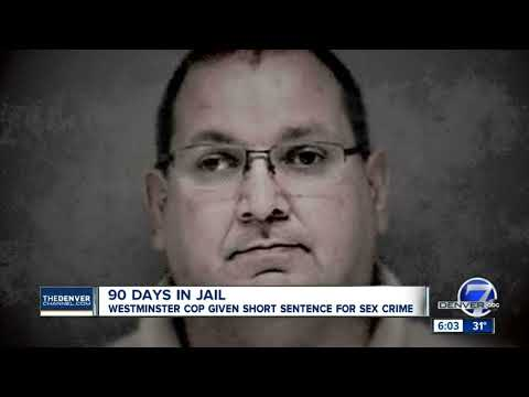 Shay Diddy - Denver Cop Gets 90-Day Sentence For Kidnapping & Raping Woman
