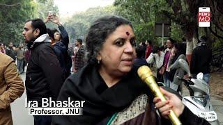 JNU Violence: Ira Bhaskar Speaks Up On The Attack On Students & Teachers