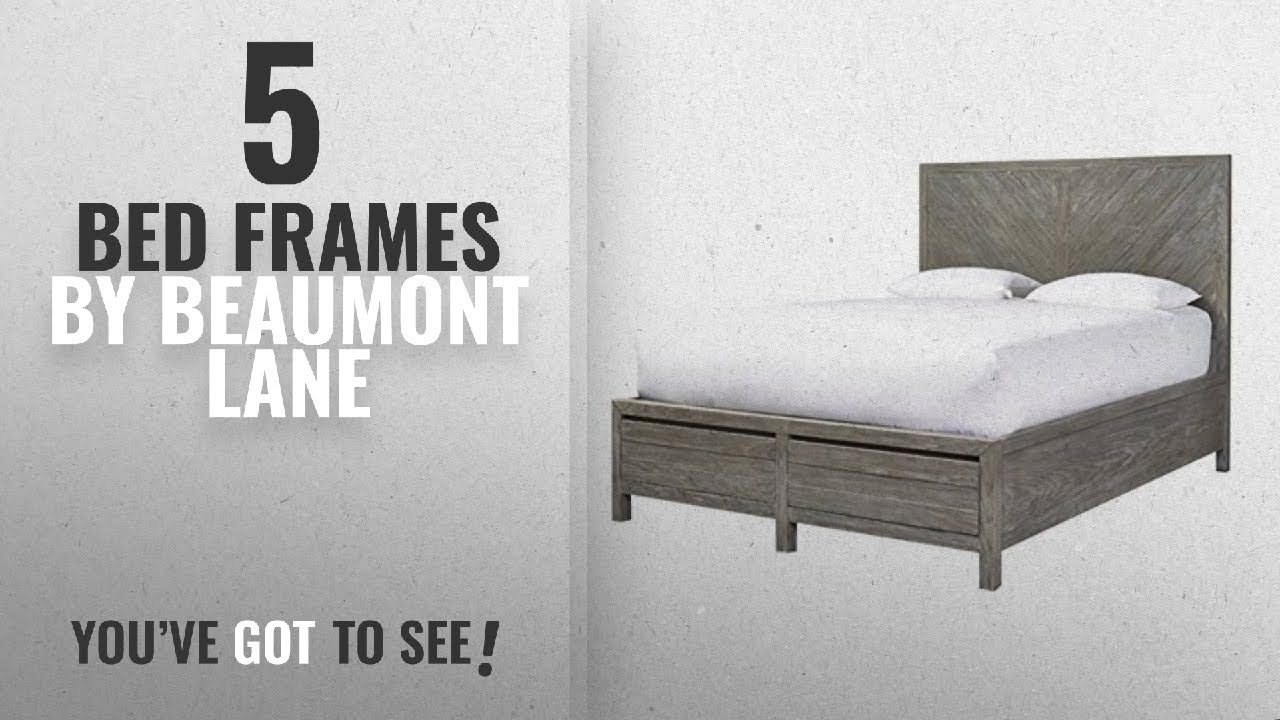 Top 10 Beaumont Lane Bed Frames [2018]: Beaumont Lane California ...