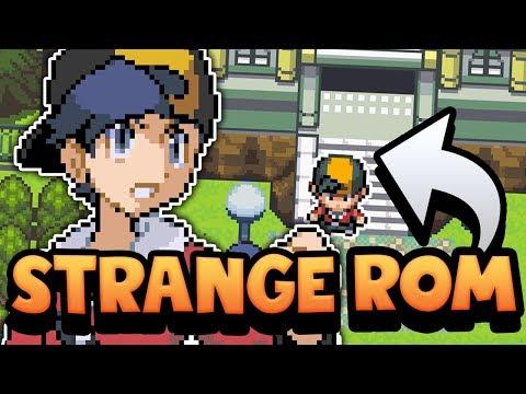 THE STRANGEST POKEMON ROM HACK?! - (Pokémon Rom Hack Showcase)
