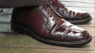 Hanover Shell Cordovan Shoes