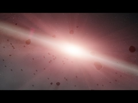 Cosmic Journeys - Glimpsing the Solar System's Birth