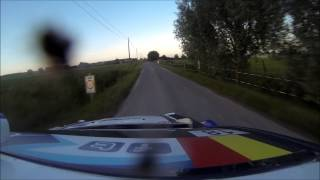 Geko Ypres Rally 2013 - Hermen Kobus / Erik de Wild - Ford Fiesta S2000