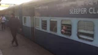 Indian Railway, Sleeper Class Train Tour, स्लीपर क्लास भारतीय रेल