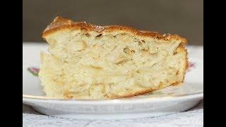 Шарлотка (яблочный пирог), простой и вкусный рецепт приготовления в духовке