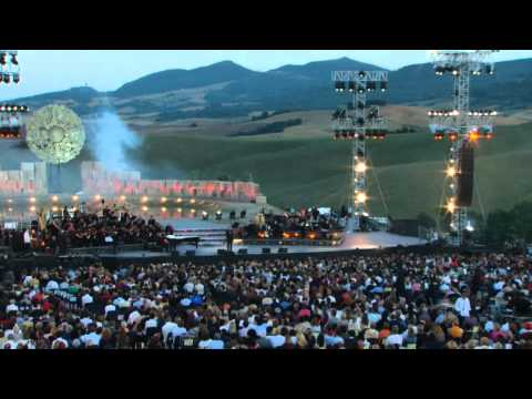 Andrea Bocelli - melodrama (Live In Tuscany 2008)