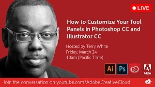 How To Customize Your Tool Panels in Photoshop and Illustrator