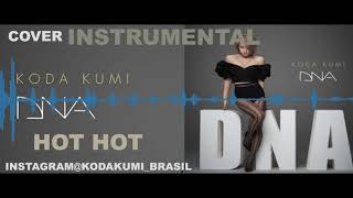 Koda Kumi 倖田來未 DNA HOT HOT instrumental