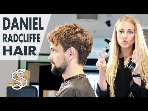 Daniel Radcliffe hair 2016 ★ Vanity Fair Italy ★ Men's hairstyle inspiration