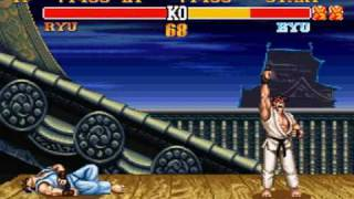 Street Fighter 2 Turbo Ryu Playthrough Part 1 thumbnail