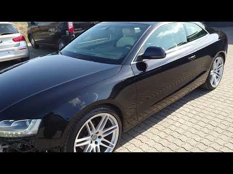 Audi A5 Sportback premium polering og 2 års keramisk coating.