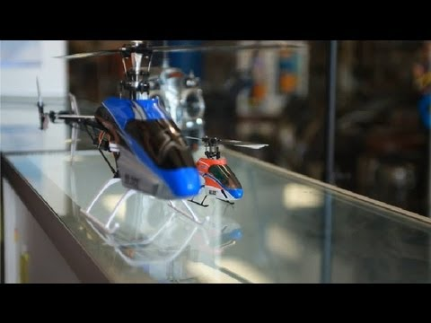 How Come My RC Helicopter Keeps on Spinning Counterclockwise? : RC Planes