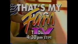 That's My Dog on The Family Channel commercial (1994)
