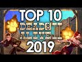 Top 10 Wins 2019 - Dead or Alive 2 slot