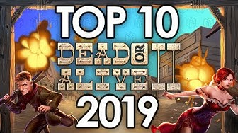 Top 10 Wins 2019 - Dead or Alive 2 slot