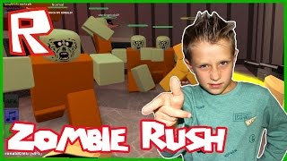 Zombie Rush / No Killing At School / Roblox