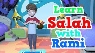 Learn How To Pray with Rami  - Learn Salah for Kids