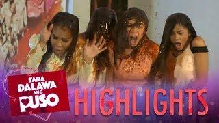 Sana Dalawa Ang Puso: Primera makes an embarrassing scene for Lisa and Sandra | 140