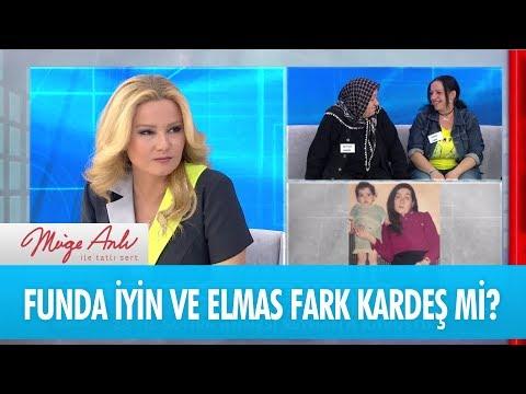 Funda İyin, Elmas Fark'ın gerçekten kardeşi mi? - Müge Anlı İle Tatlı Sert 20 Nisan 2018
