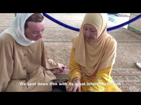 Mosque Tour Guide Program in Terengganu, Malaysia!