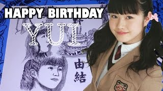 Happy Birthday !!! - Mizuno Yui ( 水野 由結 ) / YUIMETAL BABYMETAL,...