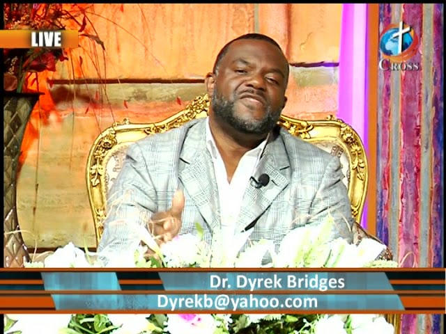 Deeper Dimension Broadcast  Pastor Dyrek Bridges 06-26-2018