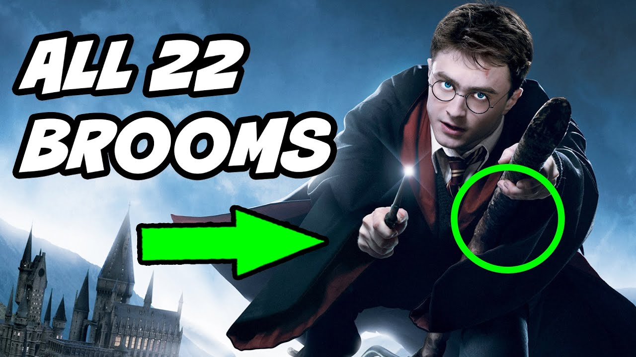 Broom Types Harry Potter Explained