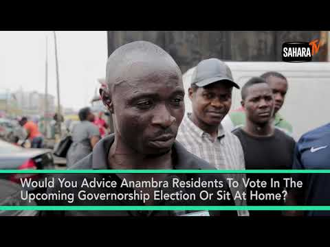 Anambra Elections: Igbos In Lagos React
