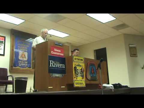Carpenter's Local 1506 Union Meeting