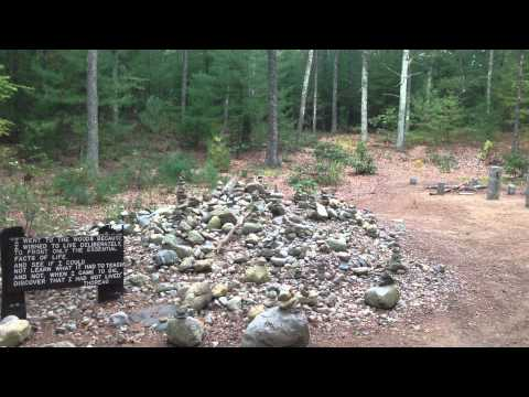 Resistance to Civil Government - Henry David Thoreau - Walden Pond - September 25th 2014