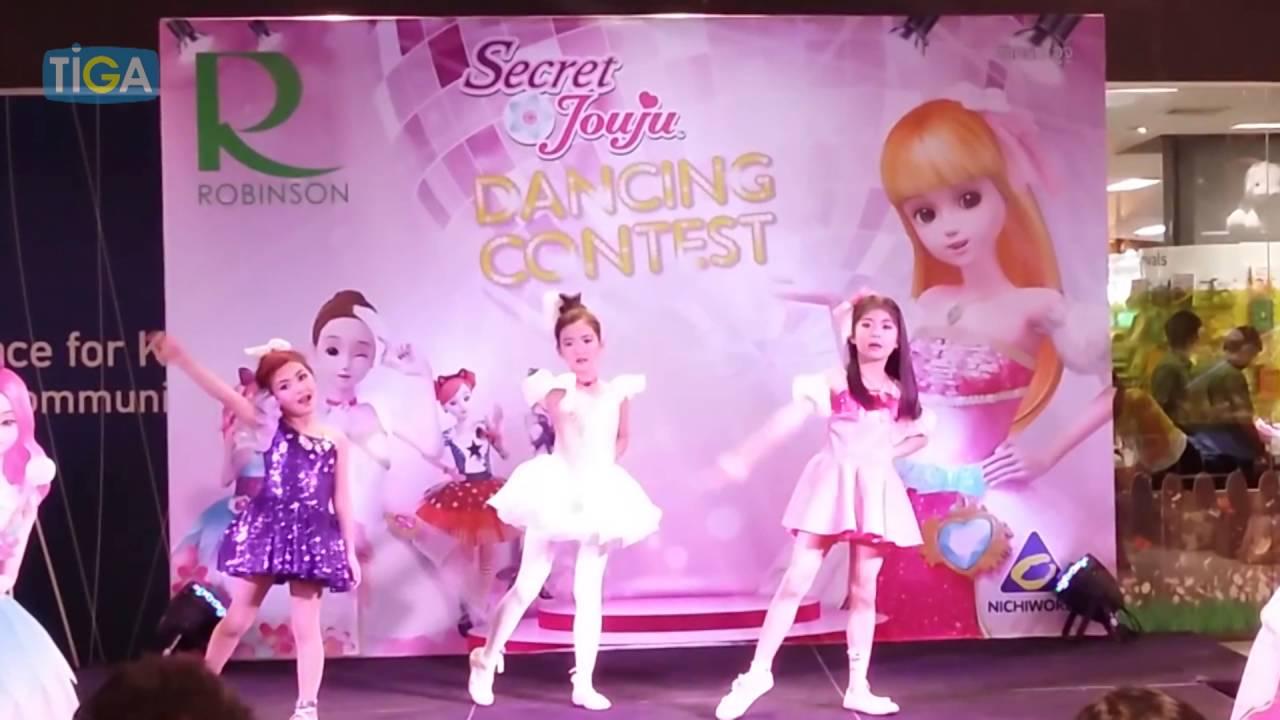 SECRET JOUJU DANCING CONTEST 2016 | ทีม ซารางเฮ JOUJU