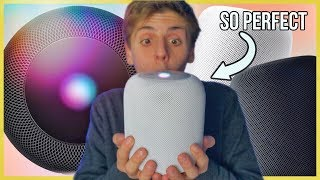 HomePod 1 year later: it's still PERFECT