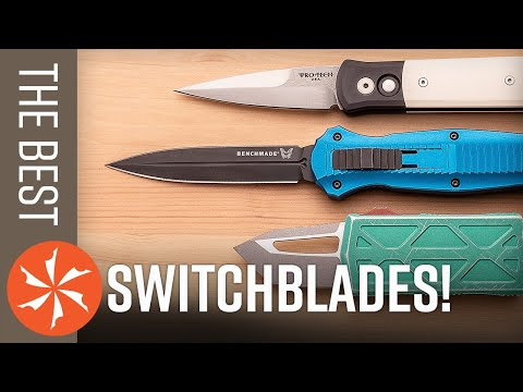 Best Automatic Knives in 2021 – What is a Switchblade?